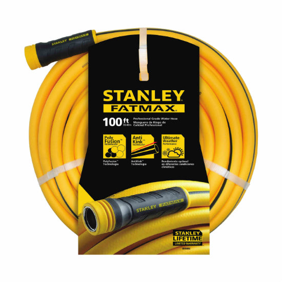 Stanley® BDS6652 Fatmax™ Professional Grade Water Hose, 100'