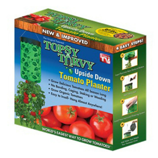 Topsy Turvy® TT501116 Upside Down Tomato Planter, As Seen On TV