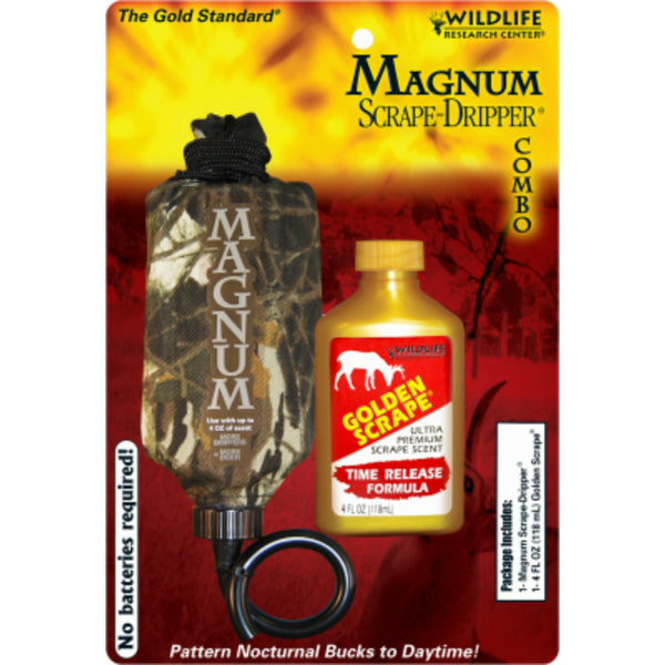 Wildlife® 386 Magnum Scrape-Dripper® Scent Dispenser Combo Pack