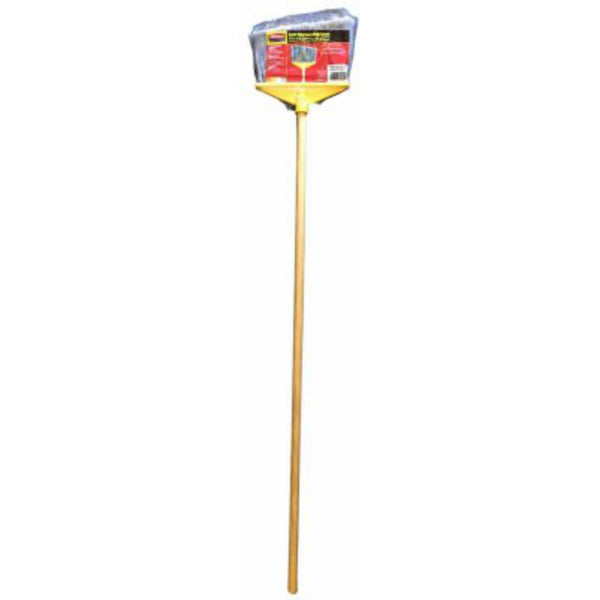 Rubbermaid® 1887089 Angled Household Broom, 10.5""