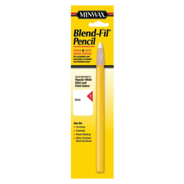 Minwax® 110116666 Blend-Fil® Pencil for Quick & Easy Wood Repair, #1