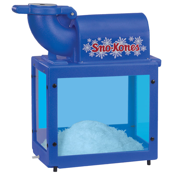 Gold Medal® 1888 Sno-King® Sno-Kone Machine with Aluminum Shaver Head, 120V