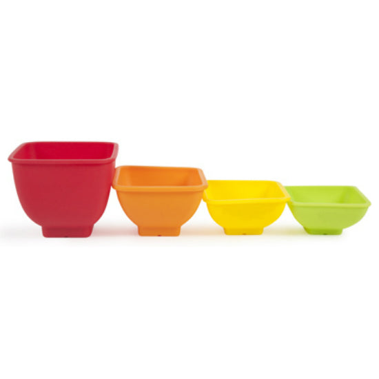 Core Kitchen™ CDU562 Food Safe Silicone Flexible Bowls, 4-Piece