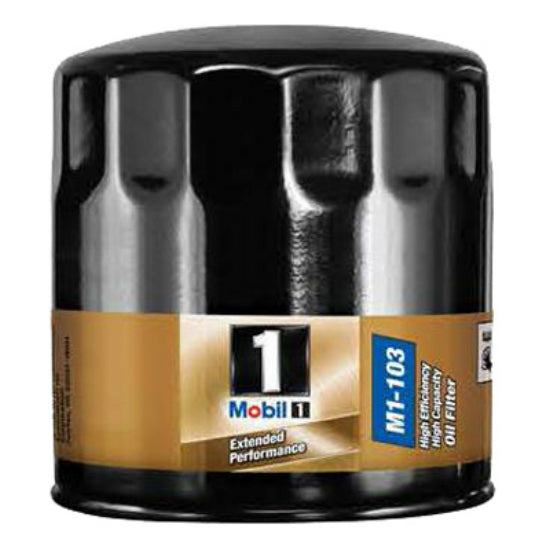 Mobil 1™ M1-103 Extended Performance Oil Filter, 15,000 Mile Protection