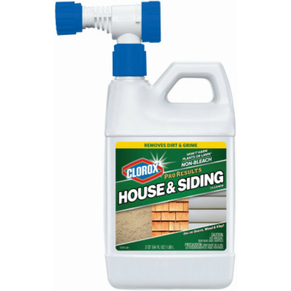 Clorox® 31622 ProResults House & Siding Cleaner, 64 Oz