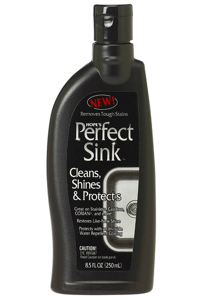 Hope's® 9SK6  Perfect Sink™ Cleaner, 8.5 Oz