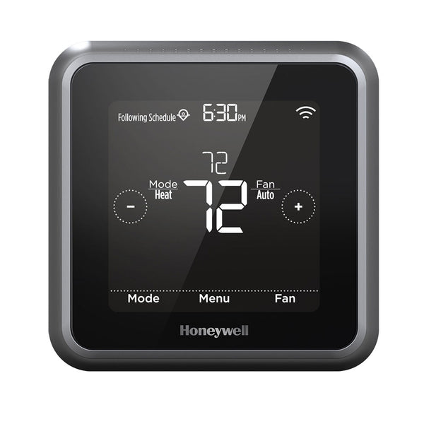Honeywell® RCHT8610WF2006/W Lyric™ T5 Wi-Fi Thermostat with Touchscreen Display