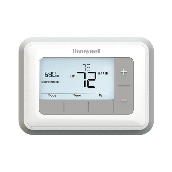 Honeywell® RTH7560E1001/E Flexible 7-Day Programmable Thermostat w/Backlit Display