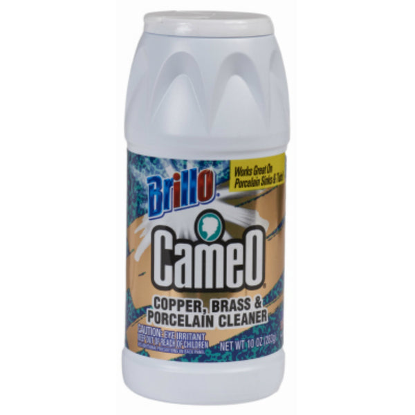 Brillo® 31110 Cameo Brass & Porcelain Cleaner, 10 Oz
