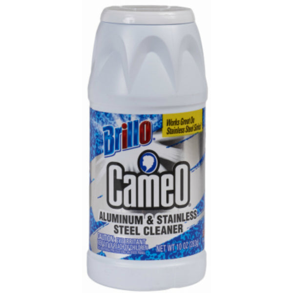 Brillo® 31210 Cameo Aluminum & Stainless Steel Cleaner, 10 Oz