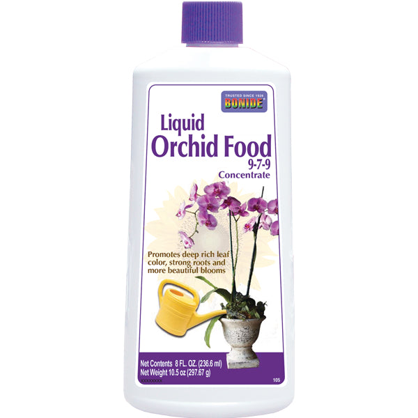 Bonide® 105 Liquid Concentrated Orchard Plant Food, 9-7-9, 8 Oz