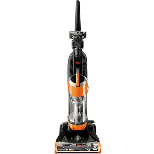 Bissell® 1831 CleanView® Bagless Vacuum Cleaner, Samba Orange, 8 Amps