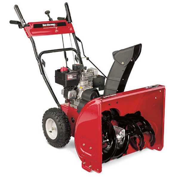 Yard Machines 31AS6BEE700 Gas Snow Thrower, 2-Stage, 24""
