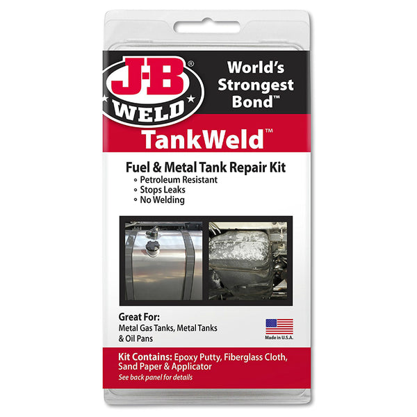 J-B Weld® 2110 TankWeld™ Fuel & Metal Tank Repair Kit