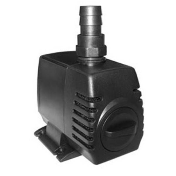 Pondmaster® 80450 Pond Waterfall Pump w/ 15' Cord & Ground Plug, 1000 GPH