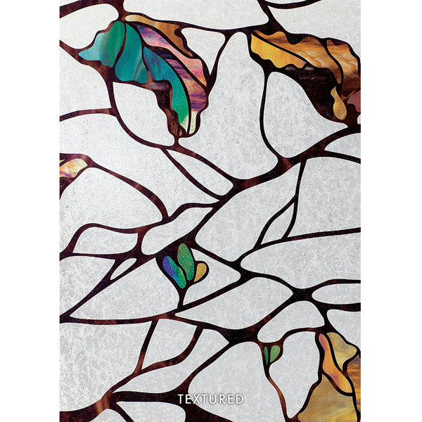"Artscape® 02-3605 Oak Knoll Decorative Window Film, 24"" x 36"""
