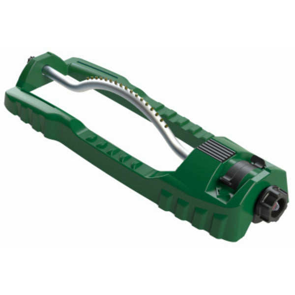 Green Thumb® 26934 Poly Oscillating Sprinkler, Coverage Up To 3600 Sq.ft.