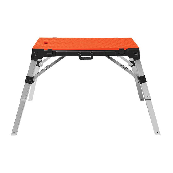 Disston 30140 Four-In-One Portable Workbench with Carry Handle, 500 Lbs
