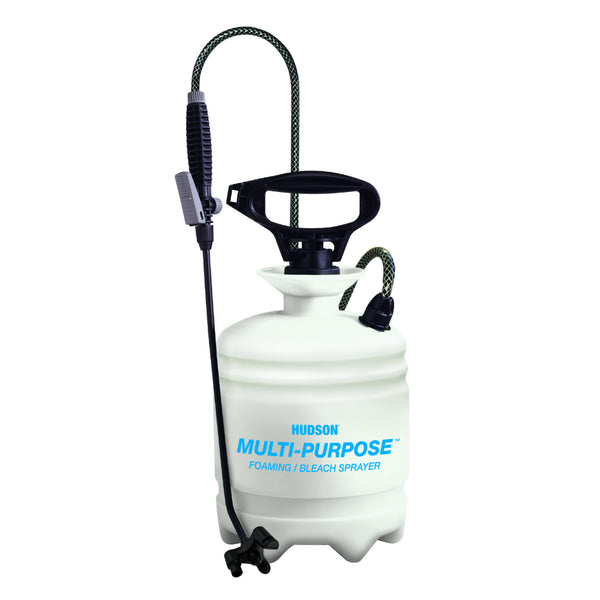 Hudson® 20011 Multi-Purpose™ Sprayers with 6' Tank & Funnel Top, 1-Gallon