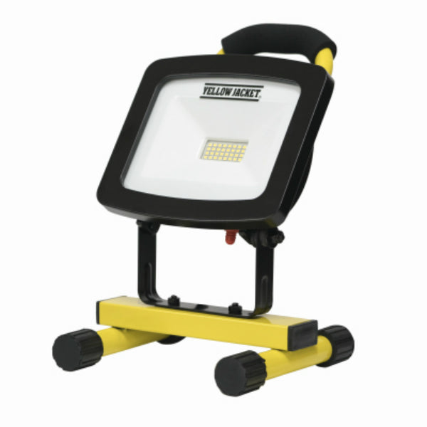 Yellow Jacket® WL40024YJDI 3030 LED Portable Work Light, 16W, 1500 Lumen