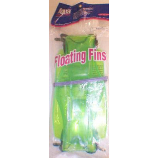 Aqua™ AQF2025 Flex Intermediate Floating Swim Fins