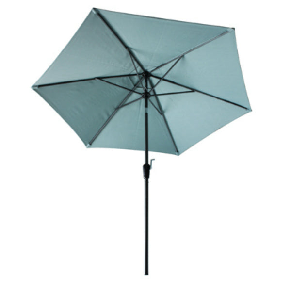Four Seasons Courtyard RXTV-1805-UMB Newport Aluminum Market Umbrella, 9'