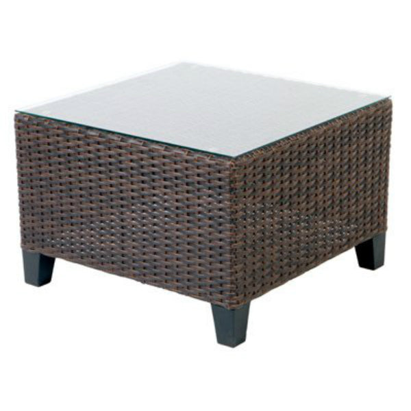 Four Seasons Courtyard 710-086-017 Key Largo Aluminum Coffee Table