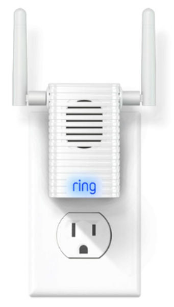 Ring 88PR000FC000 Chime Pro Wi-Fi Extender & Indoor Chime, White