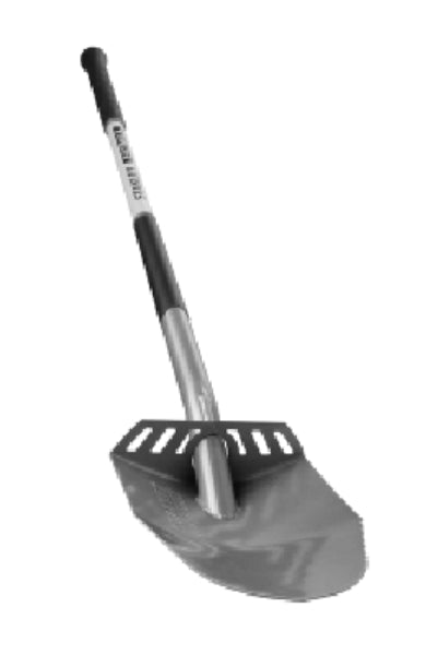 Stanley® BDS7134 Fatmax® Round Head Shovel with Fiberglass Long Handle