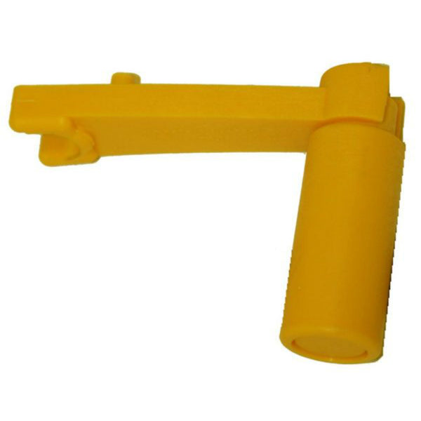 Baygard® 857 Reel Easy Crank Drive Handle, Plastic, Yellow