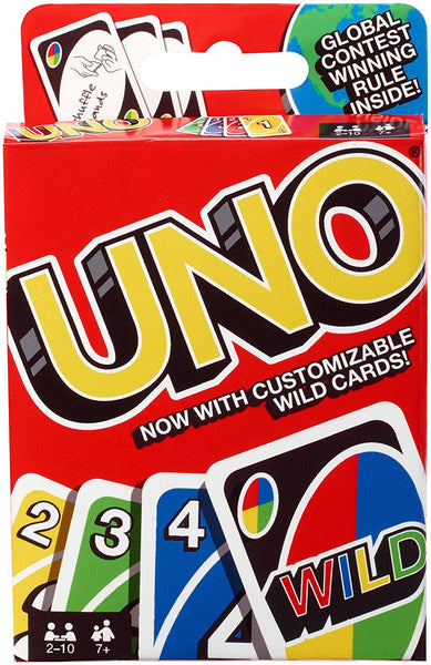 Mattel Games™ 42003 UNO® Card Game, Age 7+