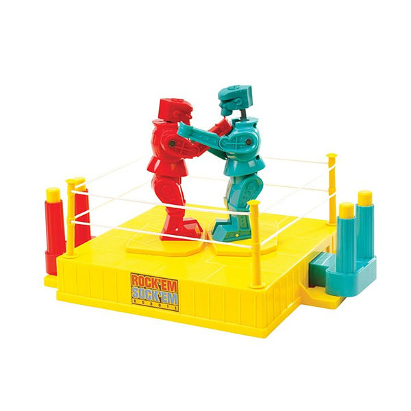 Mattel Games® CCX97 Rock 'EM Sock 'EM Fighting Robots® Game, Ages 6 & Up