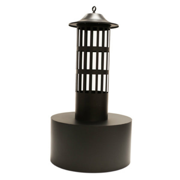 Flame Genie FLT Portable Fireplace Tower, Vertical