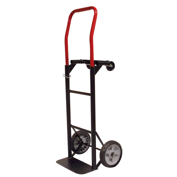 Milwaukee 30079 Convertible Hand Truck, 300/400 Lb Capacity