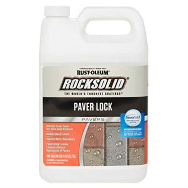 Rust-Oleum® 293411 RockSolid® Paver Lock Coating, 1 Gallon