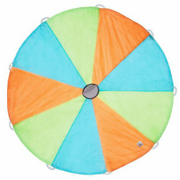 Pacific Play Tents 18006 Funchute Parachute, 6', Blue / Green / Orange