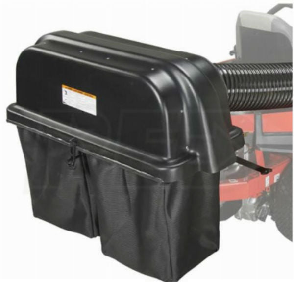"Ariens® 815043 Ikon-X Powered Dual Bucket Bagger, 42"" & 52"""