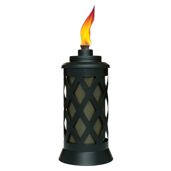 Tiki® 1116003 Urban Metal Table Torch, 9""