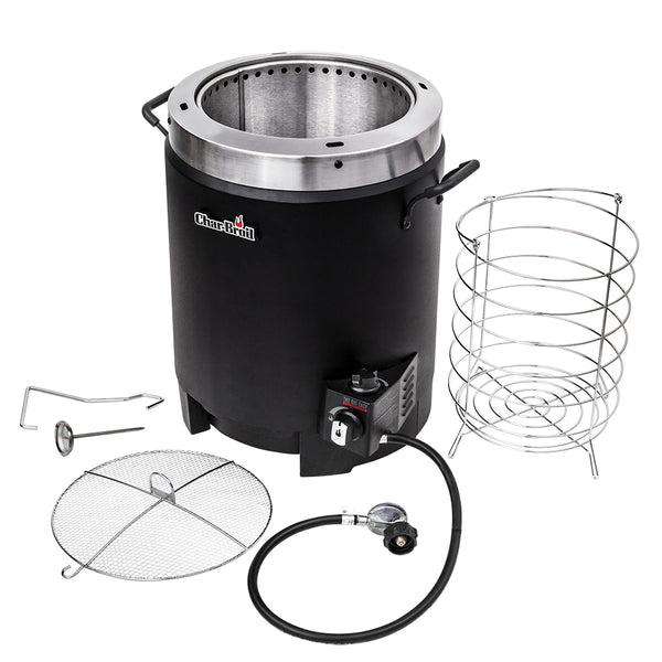 Char-Broil® 17102026 Big Easy® Oil-Less Turkey Fryer, 16000 BTU