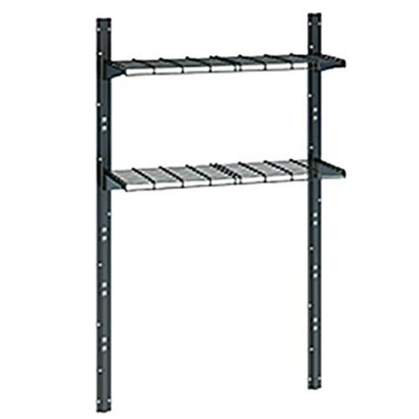 Suncast® BMSA4S Shed Shelf Kit for Sierra® & Everett™ Buildings, Holds 70 Lbs