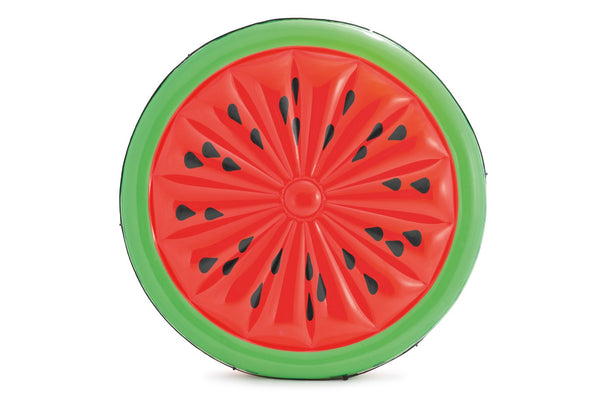 "Intex® 56283EP Watermelon Island Inflatable Float Lounge, 72"" x 9"""