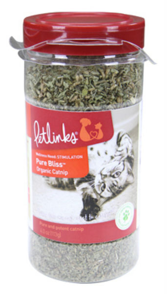 Petlinks® 49362 PureBliss Catnip, 4 Oz