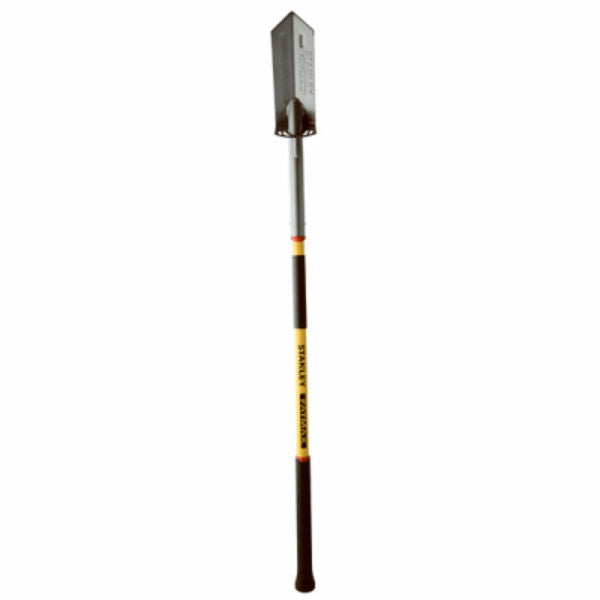 Stanley® BDS7138T Fatmax® Trenching Shovel with Fiberglass Handle