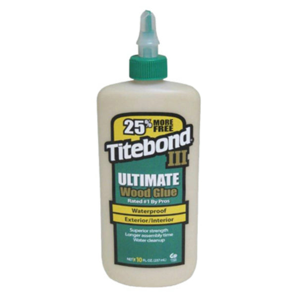 Titebond® III 1419 Ultimate Wood Glue, 10 Oz