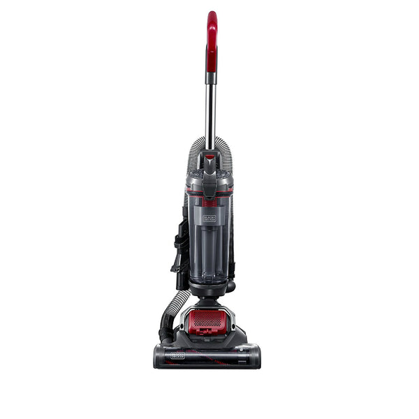Black & Decker BDASV102 AIRSWIVEL Ultra Light Upright Vacuum Cleaner, 2 L