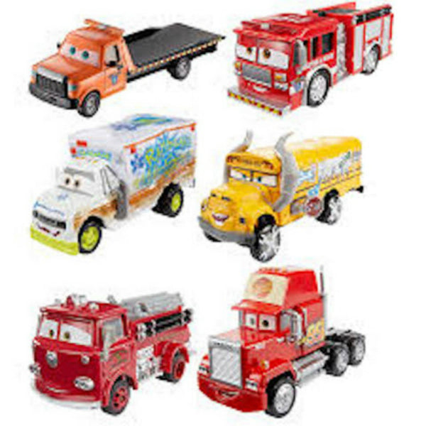 Disney-Pixar® DXV90 Deluxe Car Toys, Assorted