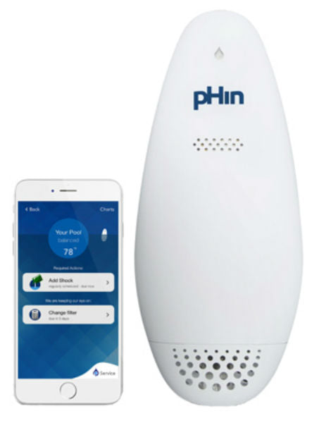 pHin HPR1710 Phin Wi-Fi-Enabled Smart Water Care