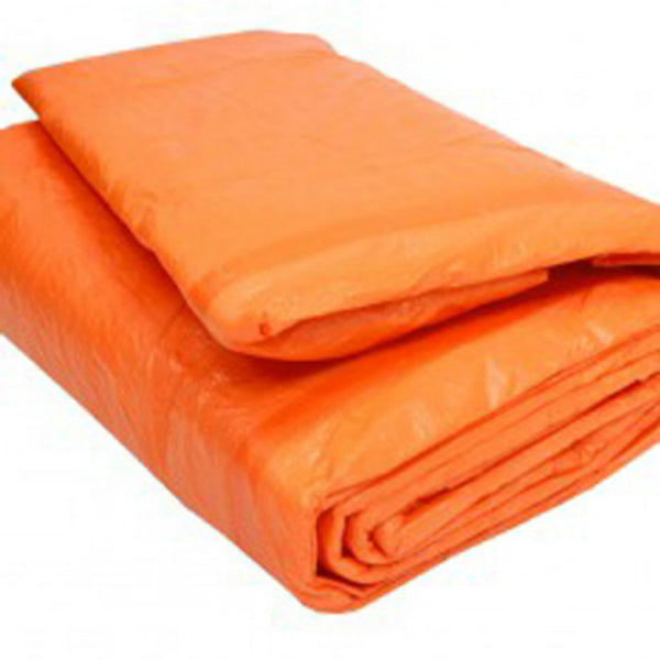 Kaps Tex KT-IT1224 Concrete Curing Blanket, Orange, 12' x 24'