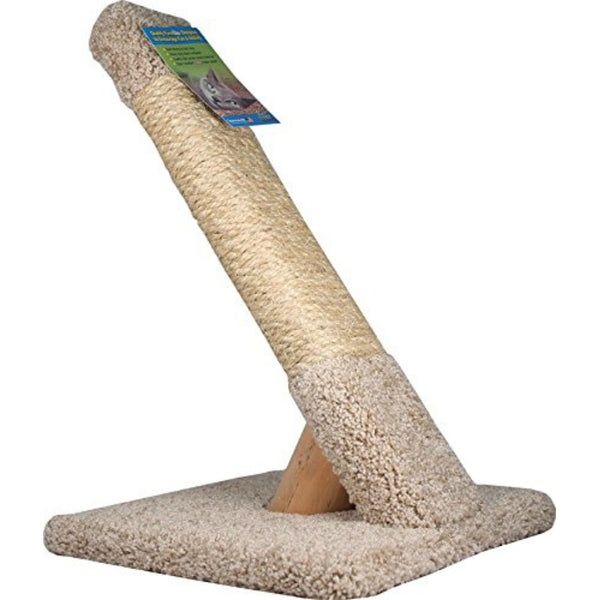 Ware® 10949 Angled Sisal Cat Scratcher