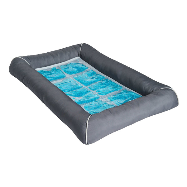 PetTherapeutics™ CO2848-16-GRY-XL TheraCool™ Cooling Gel Pet Bed, Extra Large